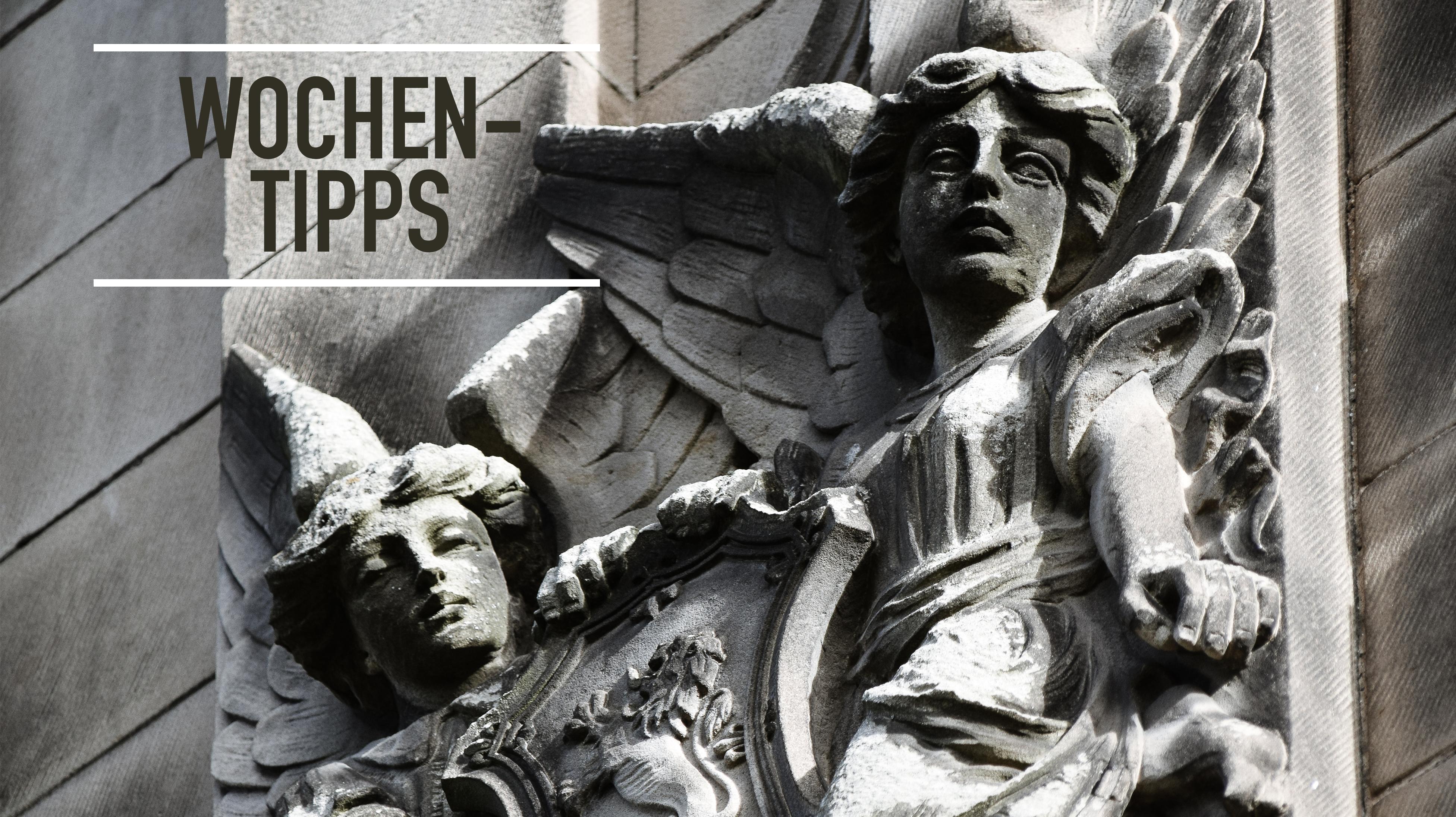 Wochenendtipps: Bach-Vesper, Orgeltöne mit Weinprobe, Saxophon-Solo, BarCamp, Lieder-Martinee und Offenbach-Konzert