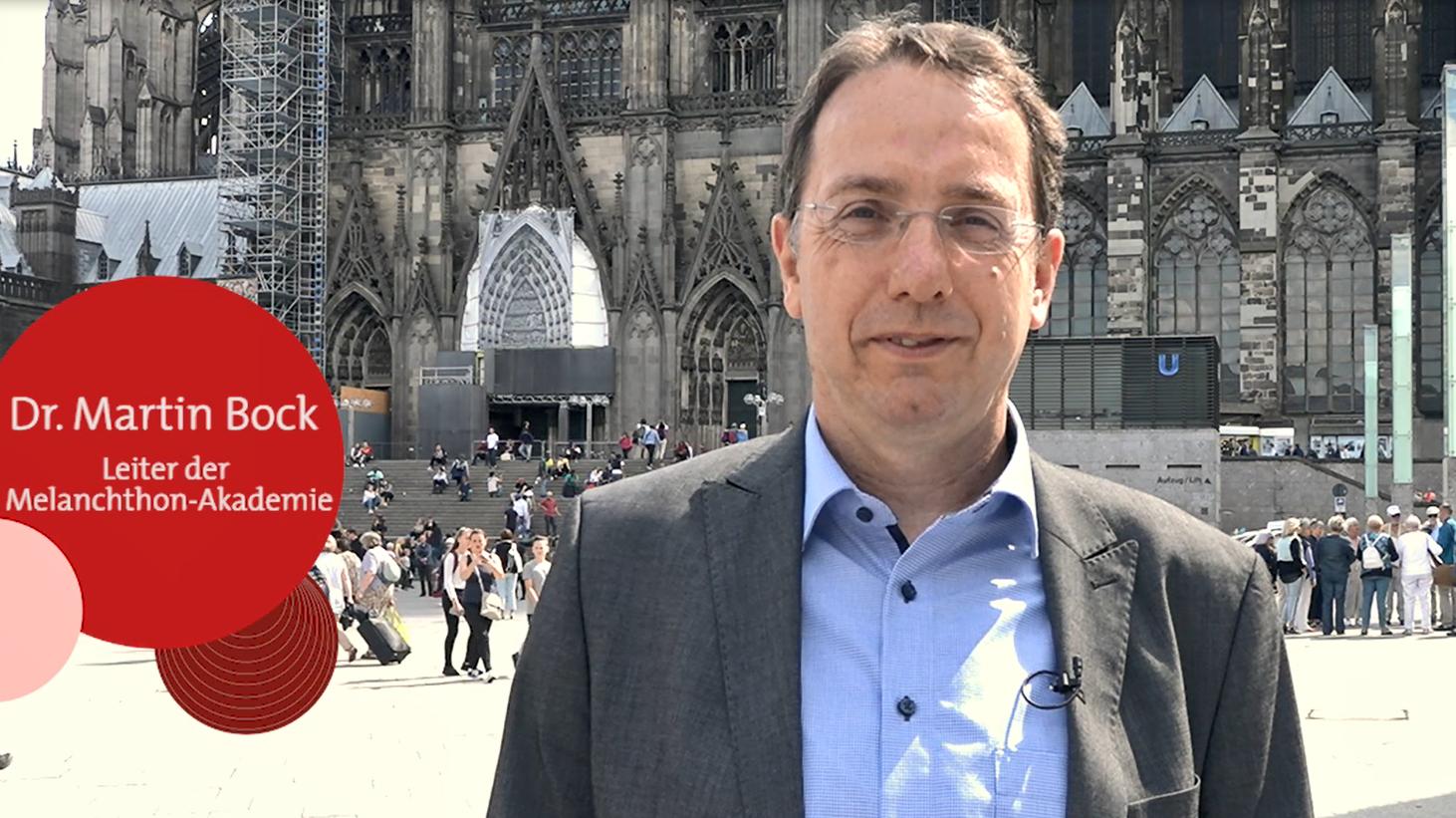 Theologie2go mit Dr. Martin Bock zum Thema Karl Barth