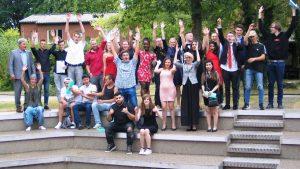 105 junge Menschen erhalten Ausbildungsplatz im CJD Berufsbildungswerk Frechen