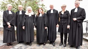 Susanne Beuth ist neue Superintendentin des Evangelischen Kirchenkreises Köln-Mitte