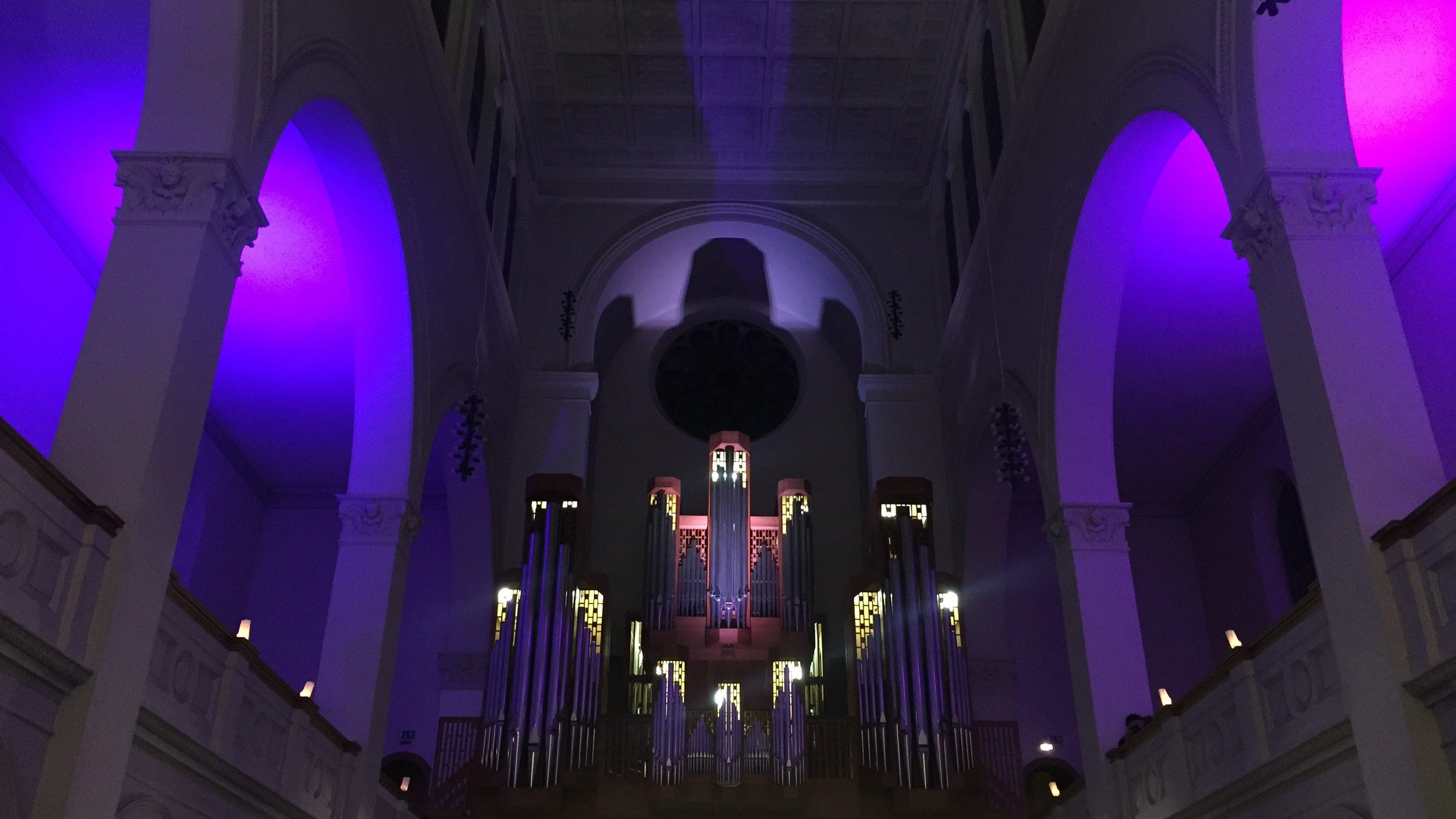 Vom Barock zur Elektronik – Lange Orgelnacht in der Trinitatiskirche