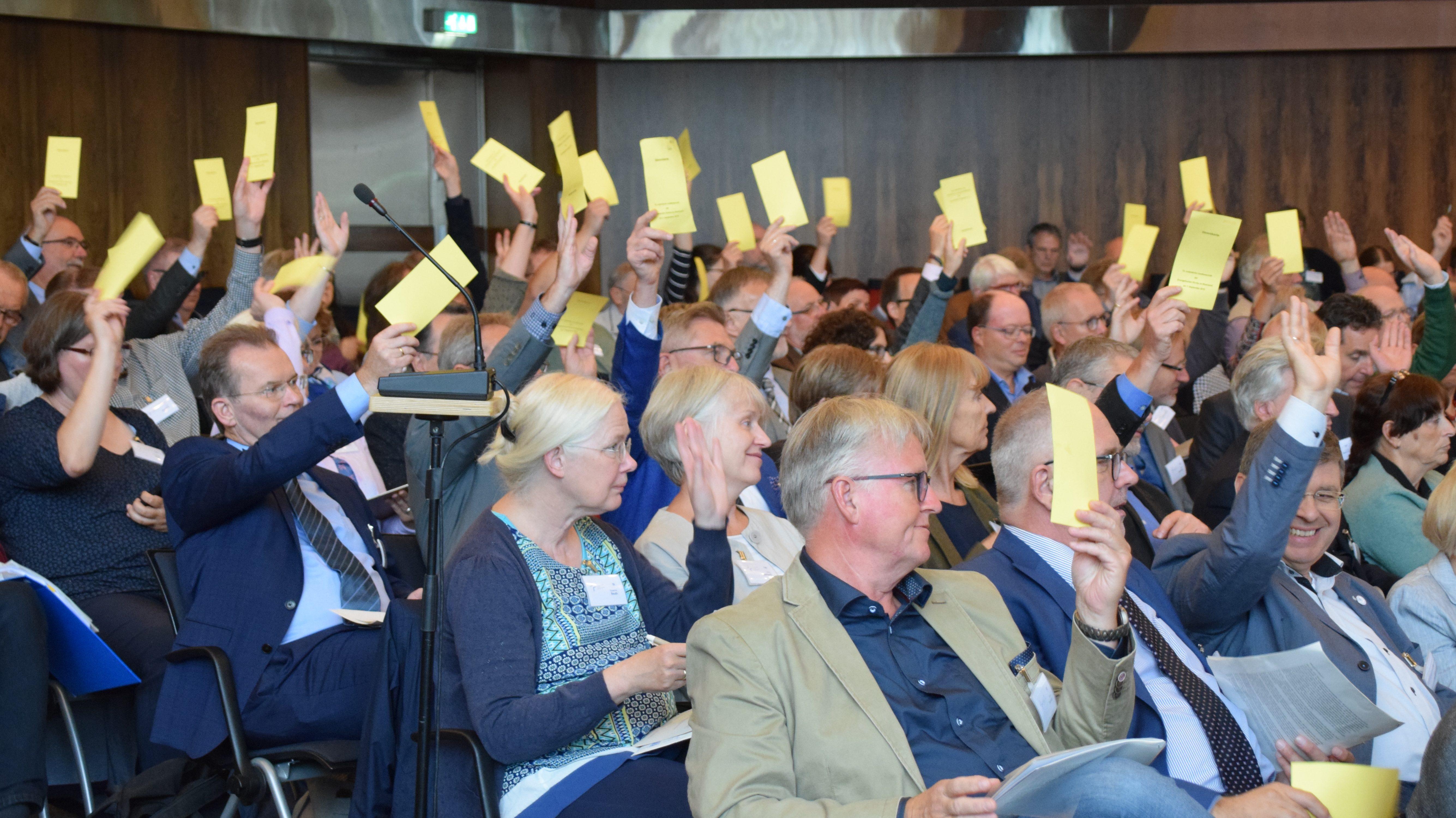 Landessynode beschließt Haushalt für 2020 – 600.000 Euro fließen in das Projekt Erprobungsräume