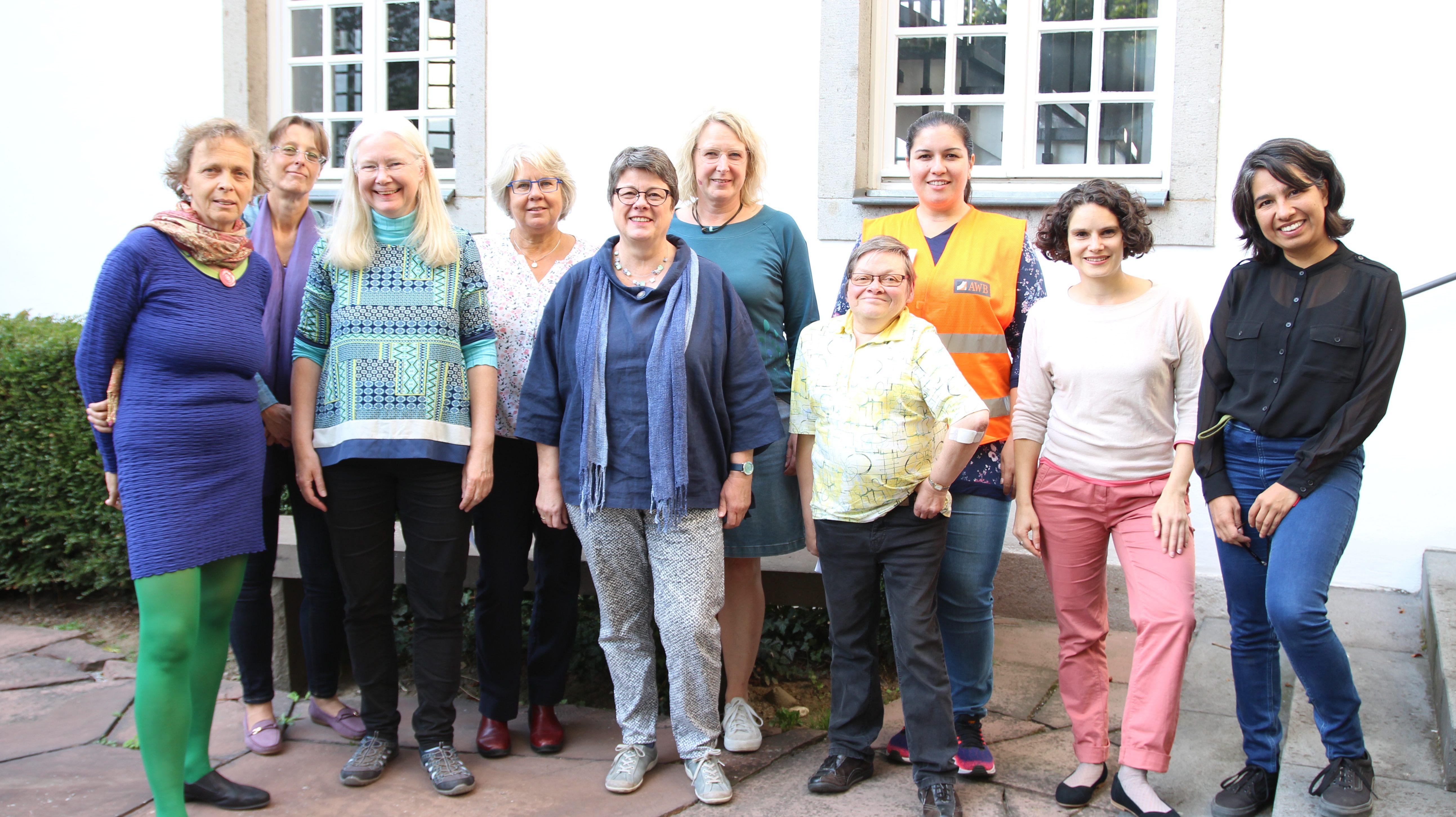 Protestant Women for Future – konkret!; Ein Frauenfest zum Thema Nachhaltigkeit