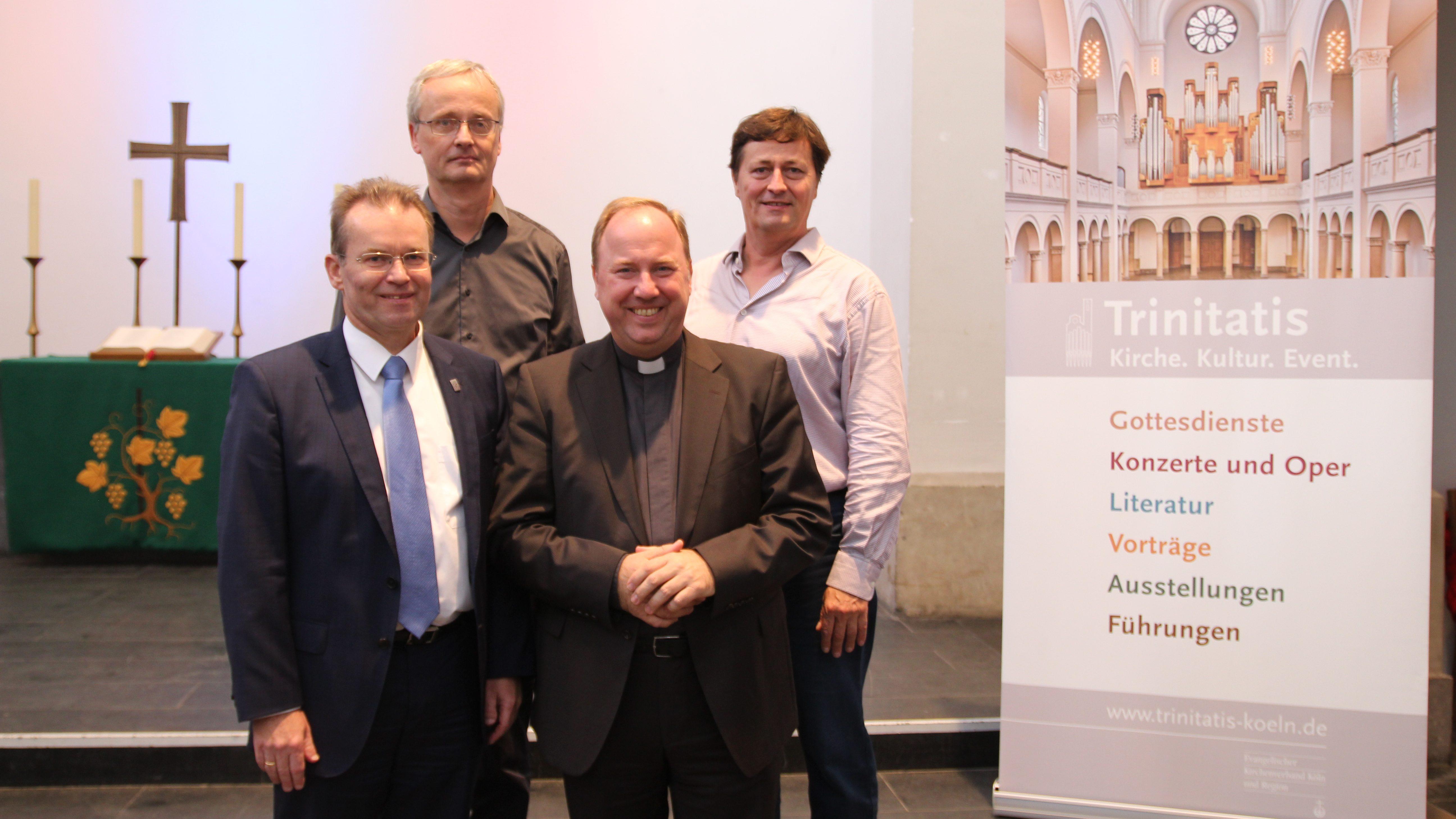 10. ökumenisches Kirchenmusikfestival in Köln beginnt