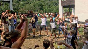 Sommer unter Kastanien – Ferien mit Vielen