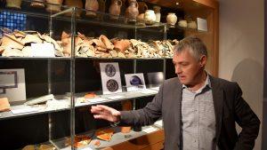 """Ausstellung in der Antoniterkirche präsentiert """"Archäologische Funde im AntoniterQuartier"""""""