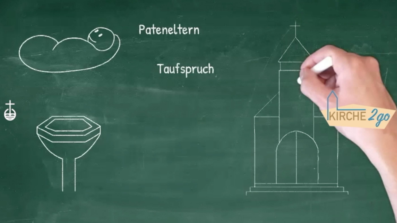 Kirche2go fragt: Was ist eine Taufe?