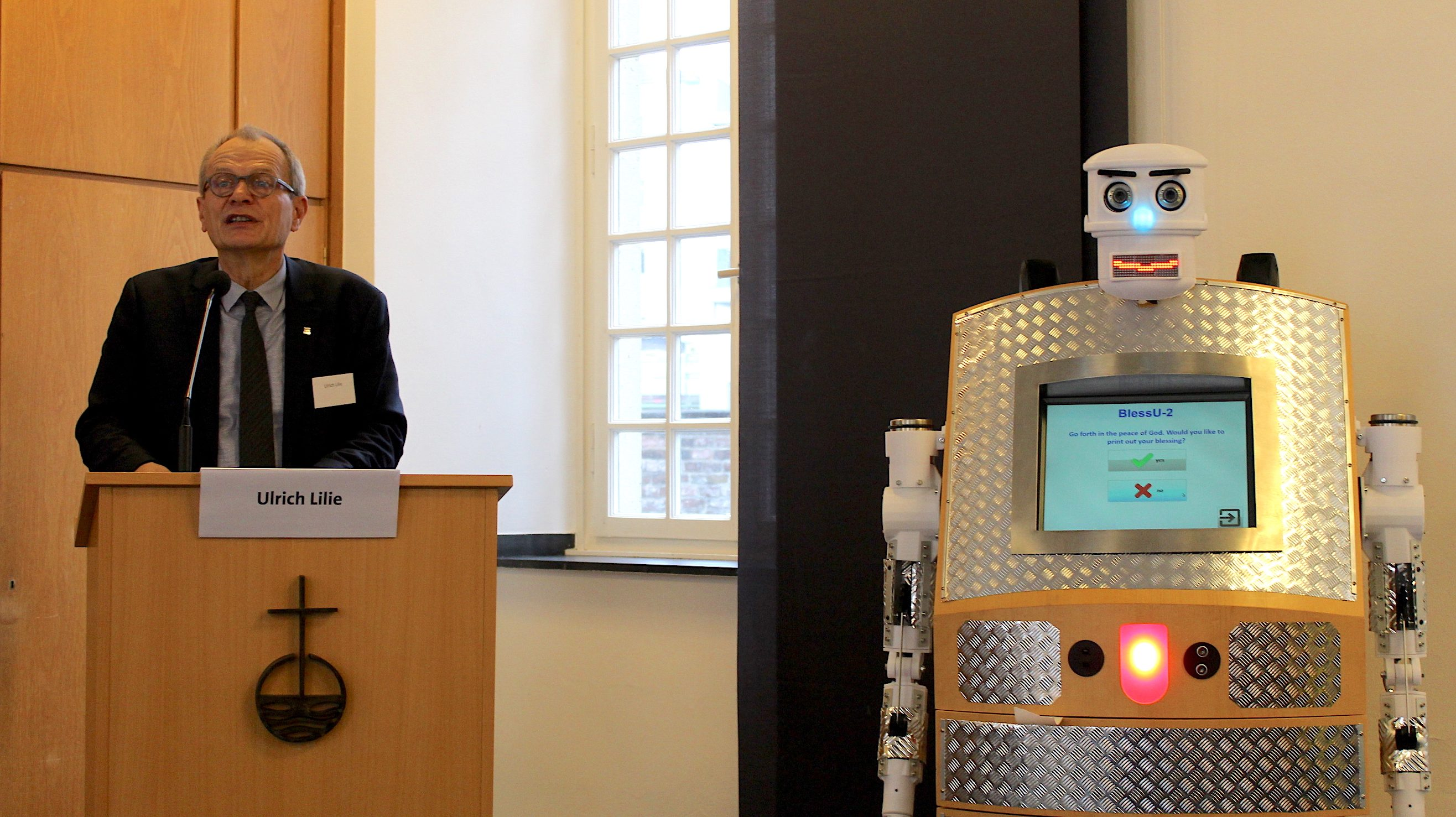 """""""Sind Bots die besseren Zuhörer?"""" – Tagung der Evangelischen Akademie im Rheinland, der Melanchthon-Akademie und des Dezernates für Politik und Kommunikation"""