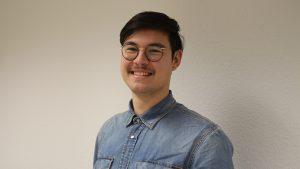 """""""Ich möchte Brücken bauen"""" – Daniel Phan ist der neue theologische Referent im Ev. Jugendpfarramt"""