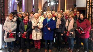 Lieder zum Advent – großes Mitspielkonzert aus der St. Agnes Kirche am 22.12.2019 um 17:30 Uhr in der ARD