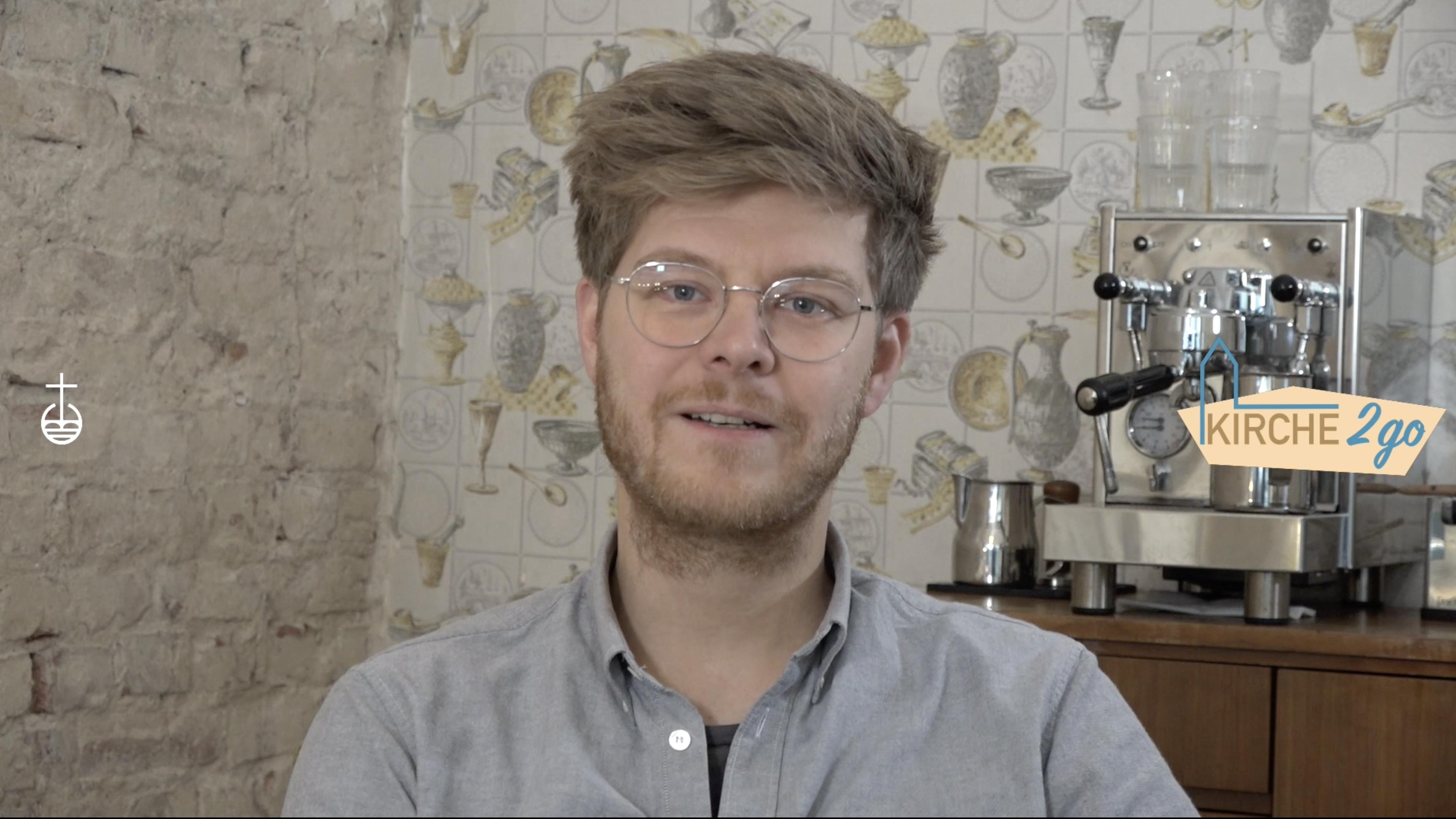 """Kirche2go mit Pfarrer Sebastian Baer-Henney zum Thema: """"Du sollst nicht lügen"""""""