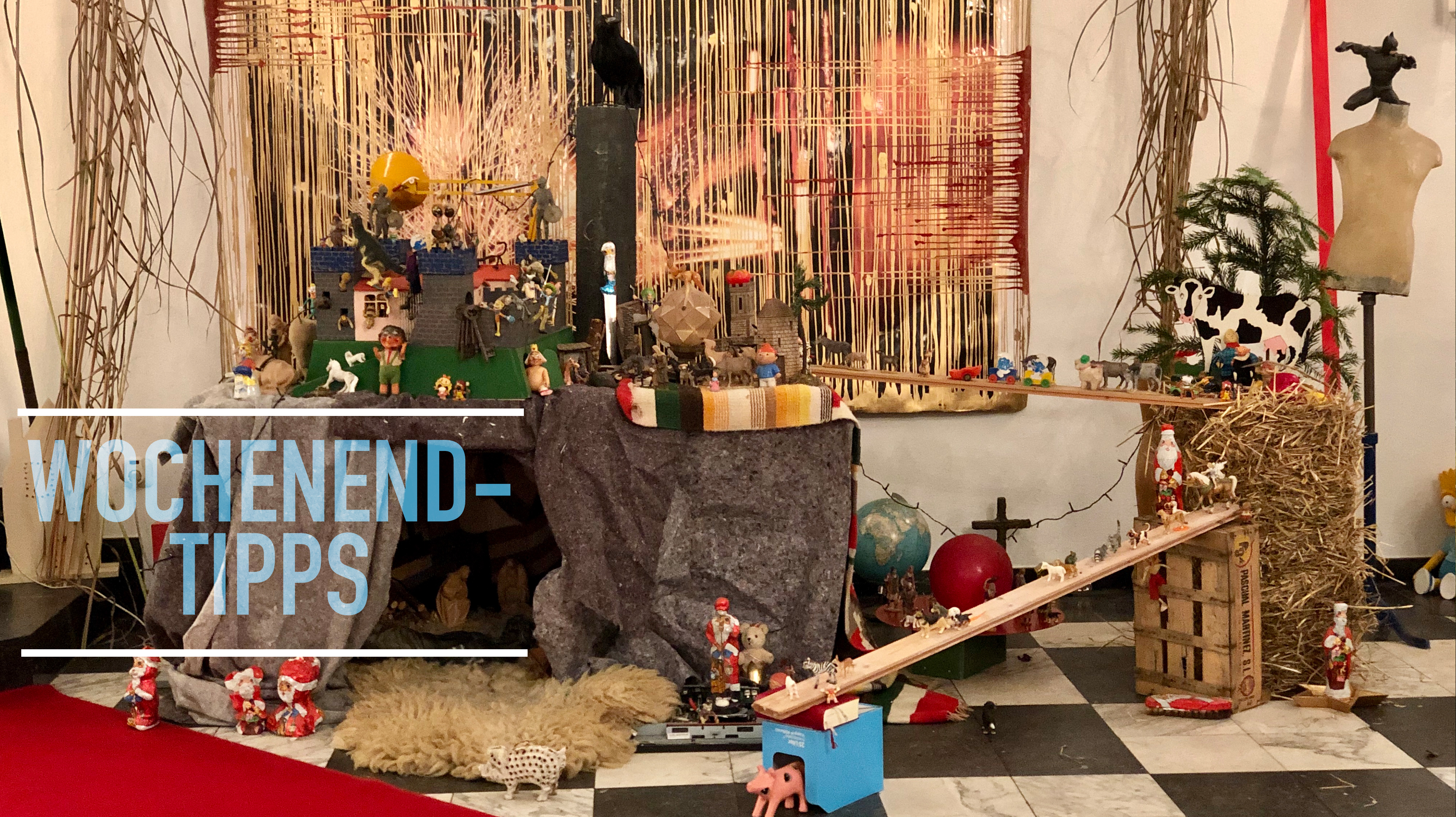 Wochenendtipps: Literatur, Weihnachtsoratorium, heitere und besinnliche Texte und Lieder, Mitsingkonzert, Adventskonzert
