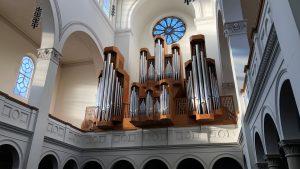 """Erstes Konzert von """"Trinitatis on Tour"""" in der Zeit der Corona-Beschränkungen"""