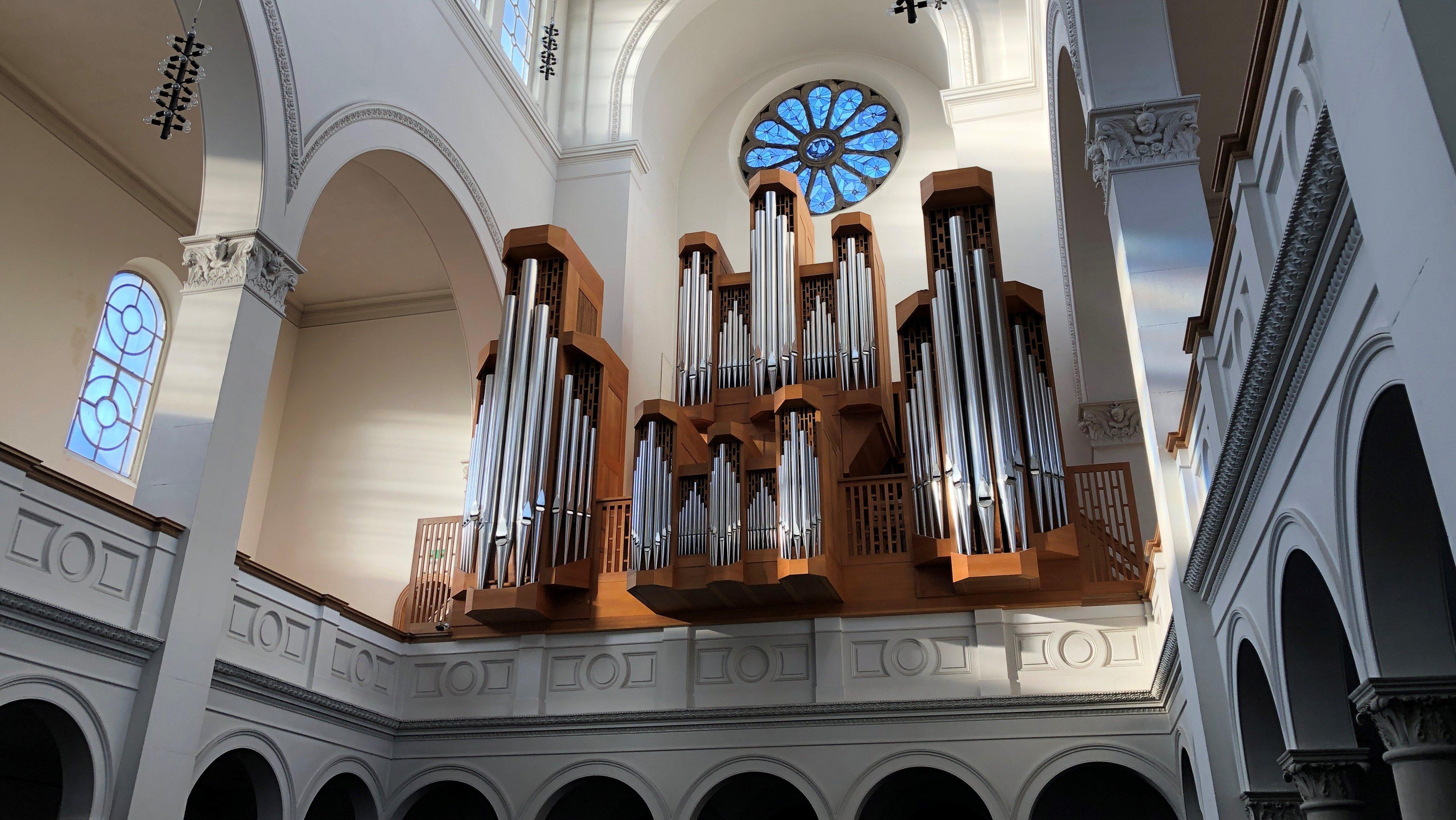 Vier Konzerte in acht Tagen – Start der Konzertreihe 2020 in der Trinitatiskirche mit viel Orgelmusik