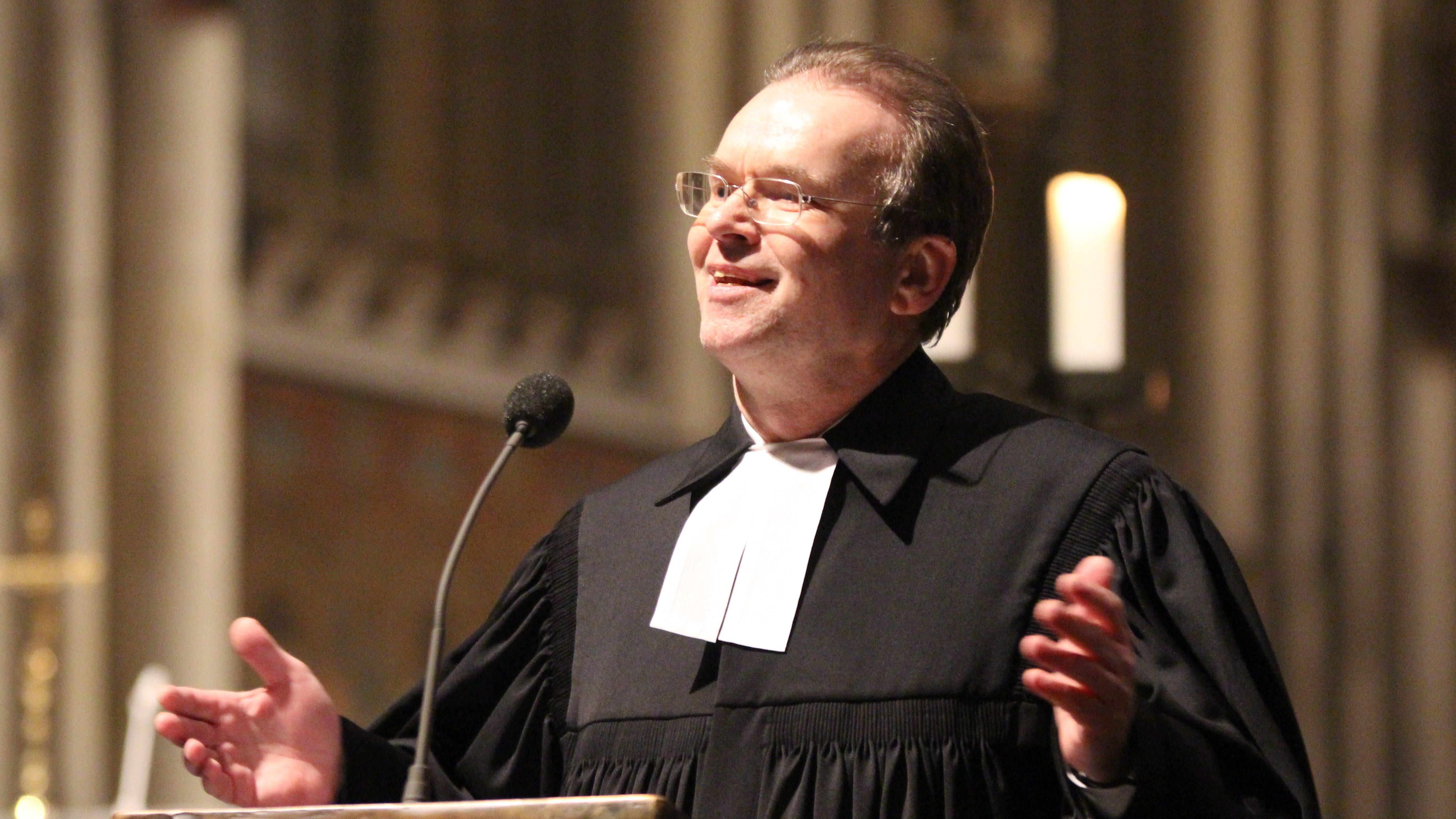 """""""Bleibt im Vertrauen"""" – Osterpredigt von Stadtsuperintendent Bernhard Seiger"""