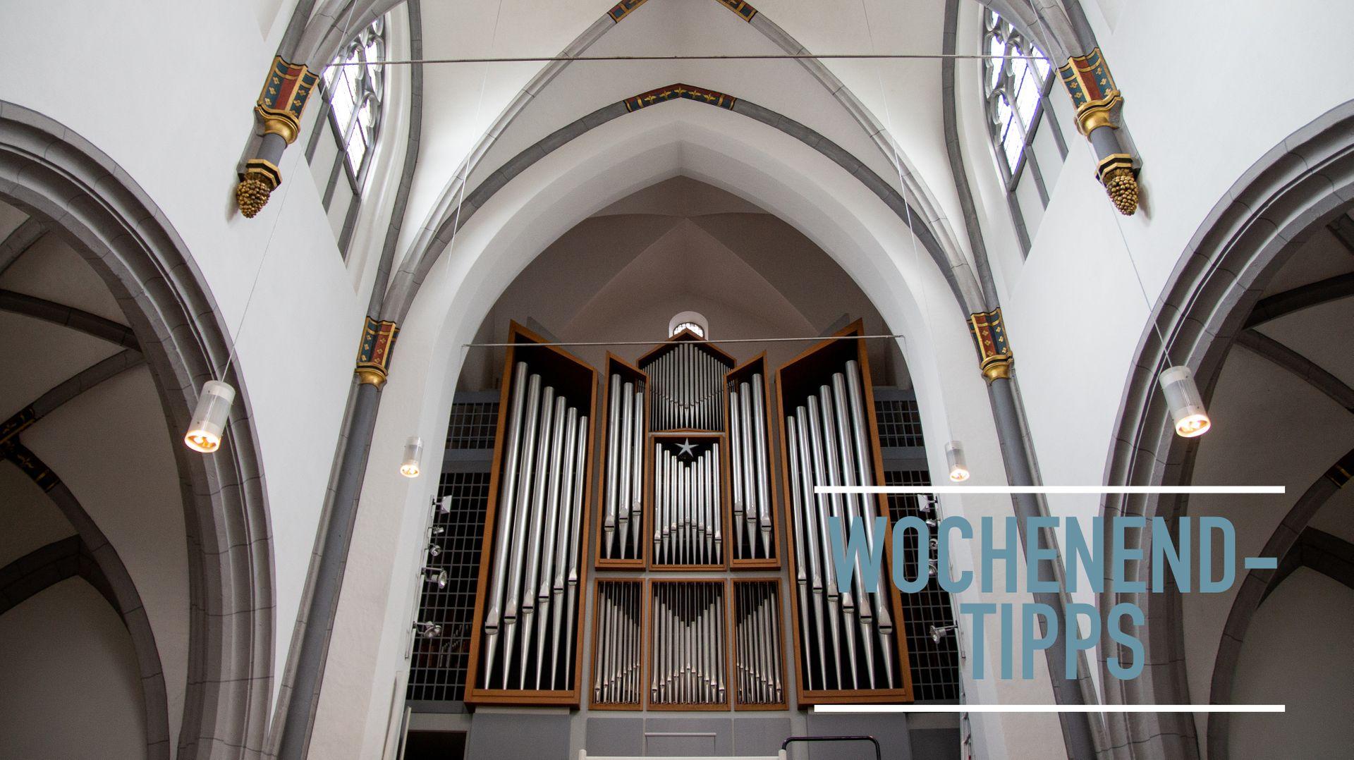 Wochenendtipps: Orgelkonzerte, Salonmusik, Saxophon, Karnevalsfeier in Pesch und Stromanbieterwahl