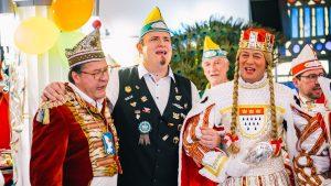 Kölner Protestanten setzen in Karnevalsgottesdiensten Zeichen gegen rechte Gewalt