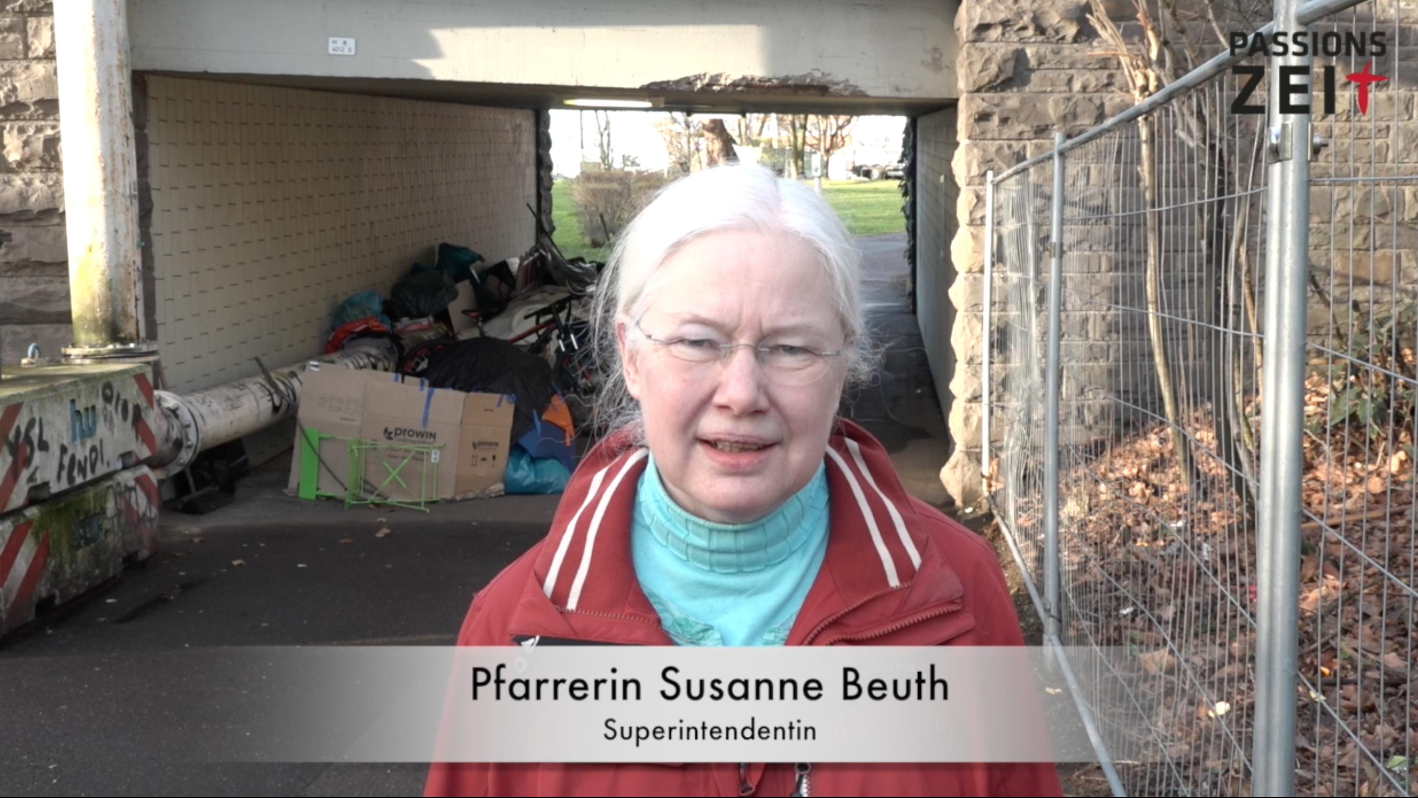 """Superintendentin Susanne Beuth: """"Soziale Netze schaffen, die jeden tragen können!"""""""
