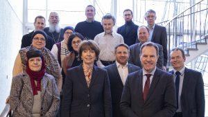 Rat der Religionen tritt für Respekt und Wertschätzung und gegen Rassismus und Ausgrenzung ein