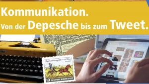 Kommunikation von der Depesche bis zum Tweet – Tag der Archive 2020 in Köln