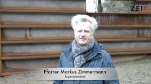 """Superintendent Markus Zimmermann – """"Wir suchten das Licht und fanden Finsternis"""""""