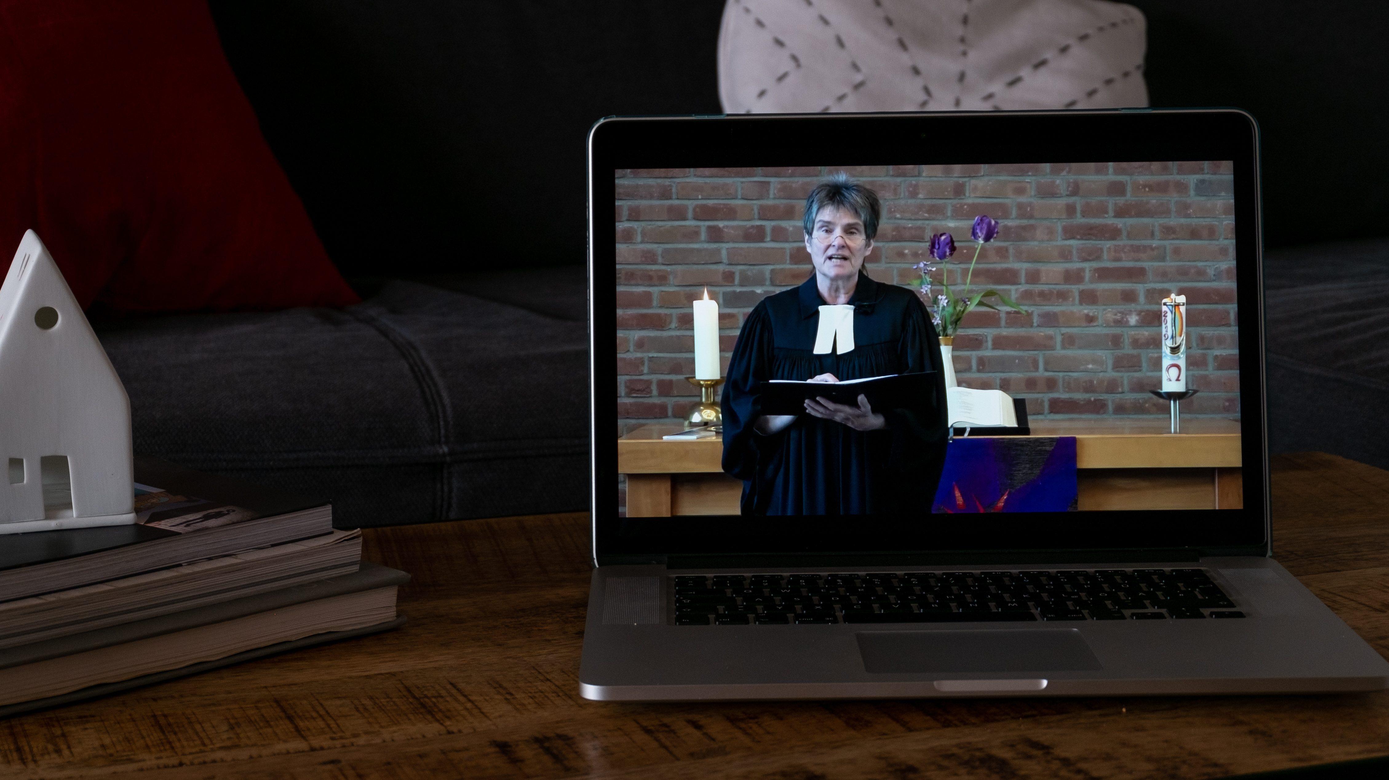 Reichspogromnacht und Online-Gottesdienste am Sonntag