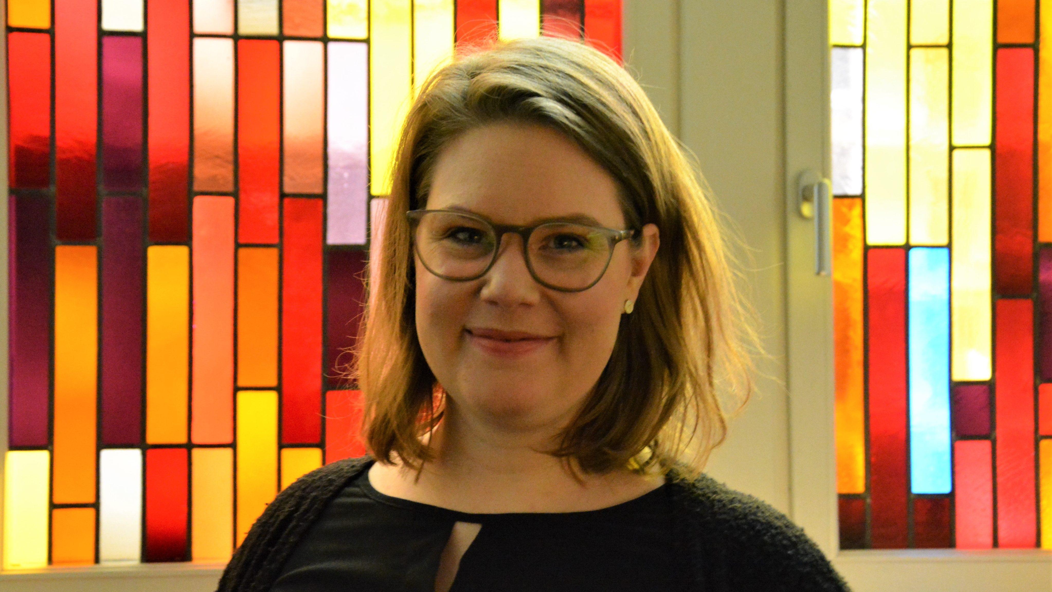 """""""Segen weitergeben und Menschen dabei zu begleiten, einander zum Segen zu werden"""" – Mareike Maeggi ist neue Pfarrerin im Tersteegenhaus"""