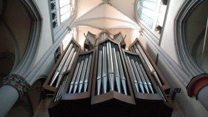 Runder Orgelgeburtstag in Altenberg – 40. Jubiläum der Klais-Orgel im ökumenischen Dom