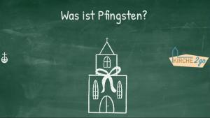 Was ist Pfingsten? Kirche2go erklärt die Fakten kurz und bündig…