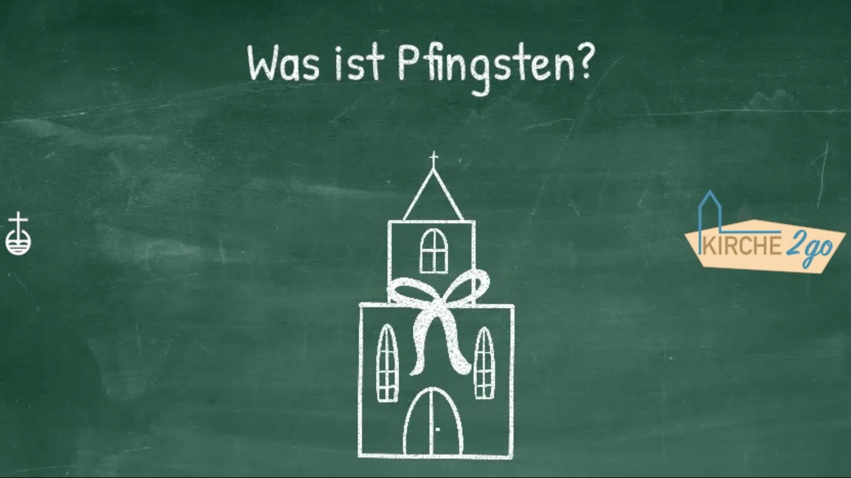 Kirche2go fragt: Was ist Pfingsten?