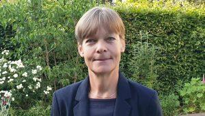 Juliane Arnold ist Psychologische Leiterin der Ev. Hauptstelle für Familien- und Lebensberatung