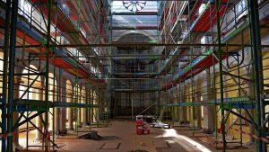 Renovierung der Kölner Trinitatiskirche im Filzengraben schreitet voran