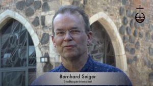 """""""In Kontakt bleiben"""" – Eine Sommerandacht von Stadtsuperintendent Bernhard Seiger"""