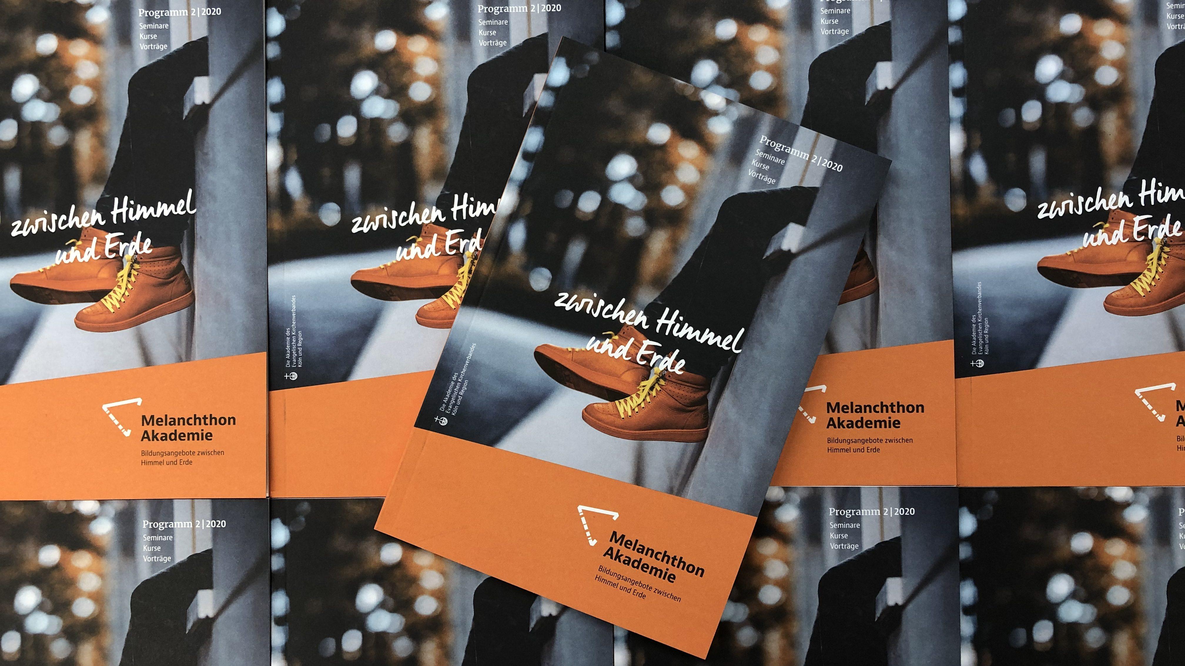 Auf Augenhöhe in Zwischenräumen – Das neue Semesterprogramm der Melanchthon-Akademie II/2020