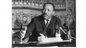 """Eintreten für die Menschenwürde – """"I have a Dream"""""""