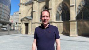 Was eine Heimatkirche ausmacht – Ein Interview des DOMRADIO mit Pfarrer Markus Herzberg