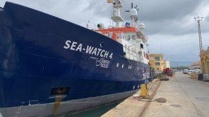 Dem Sterbenlassen im Mittelmeer nicht tatenlos zusehen – Rettungsschiff Sea-Watch 4 sticht in See