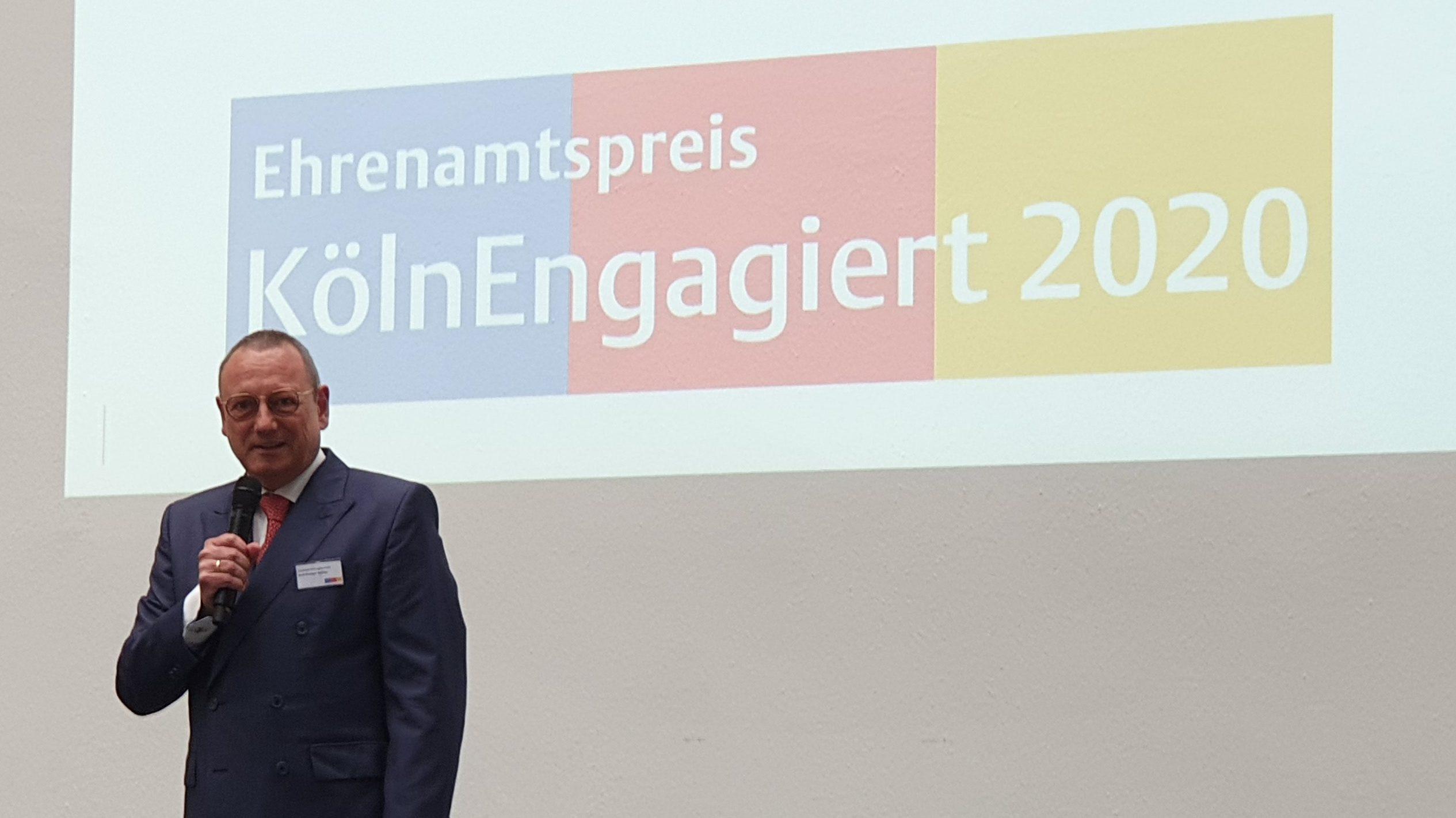 """""""KölnEngagiert 2021"""" – Jetzt bewerben"""