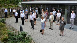 Kirchenleitung zu Gast in Köln