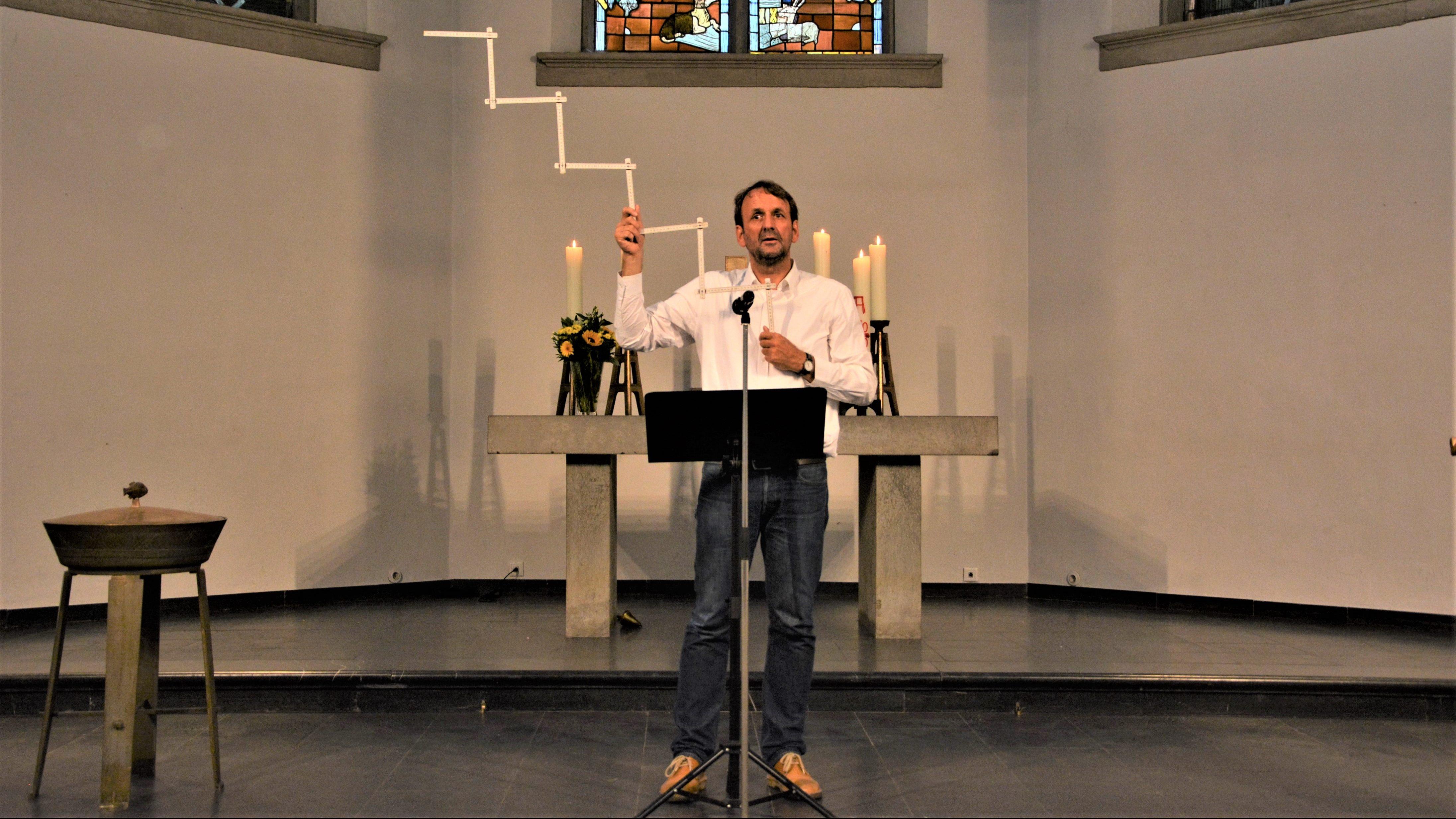 """""""Der Herr ist an dieser Stätte, und ich wusste es nicht"""" – Traditioneller Gottesdienst zum Schulanfang nach den Sommerferien in der Kartäuserkirche"""