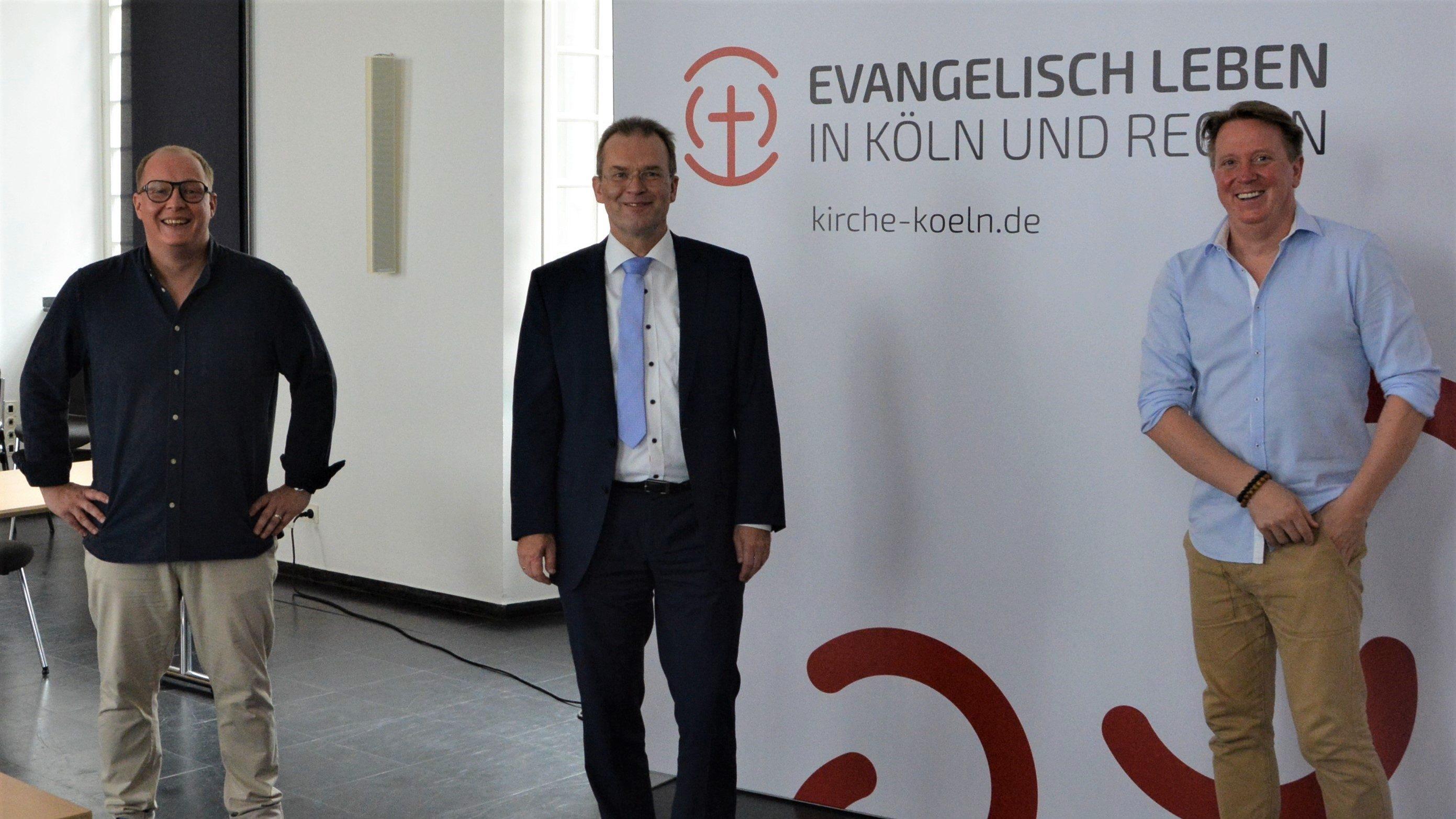 """""""Evangelisch leben in Köln und Region"""""""