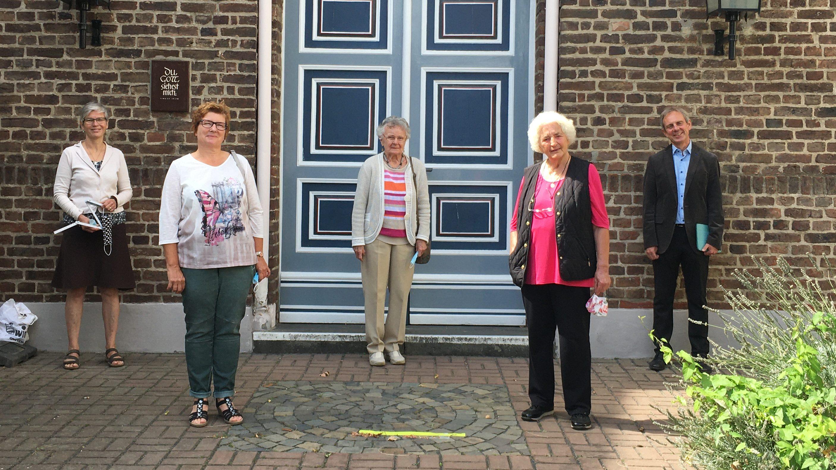 20 Jahre Besuchsdienst Kerpen – Dankesgottesdienst am 6. September