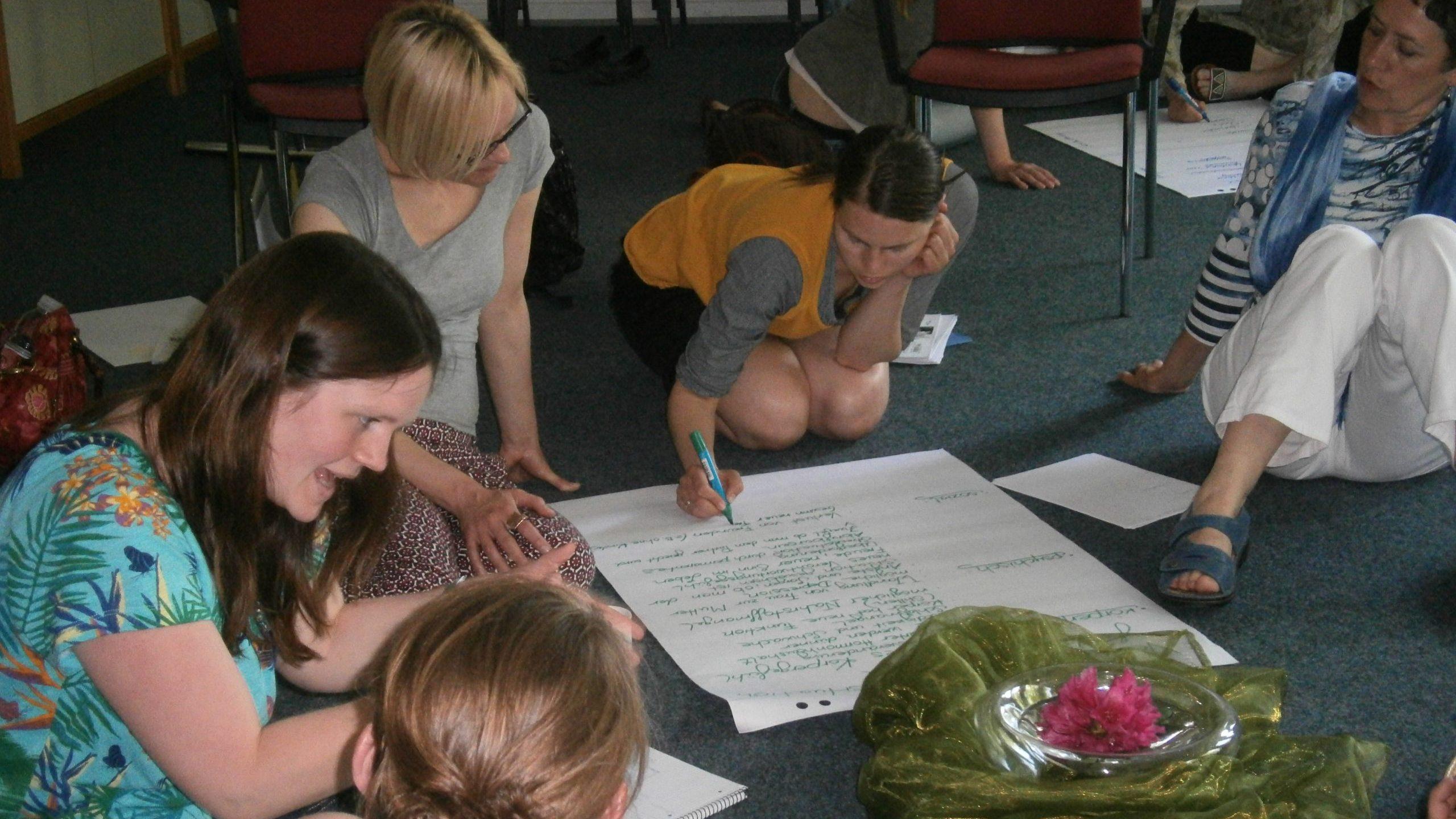 Qualifizierungsangebot für pädagogisch Interessierte