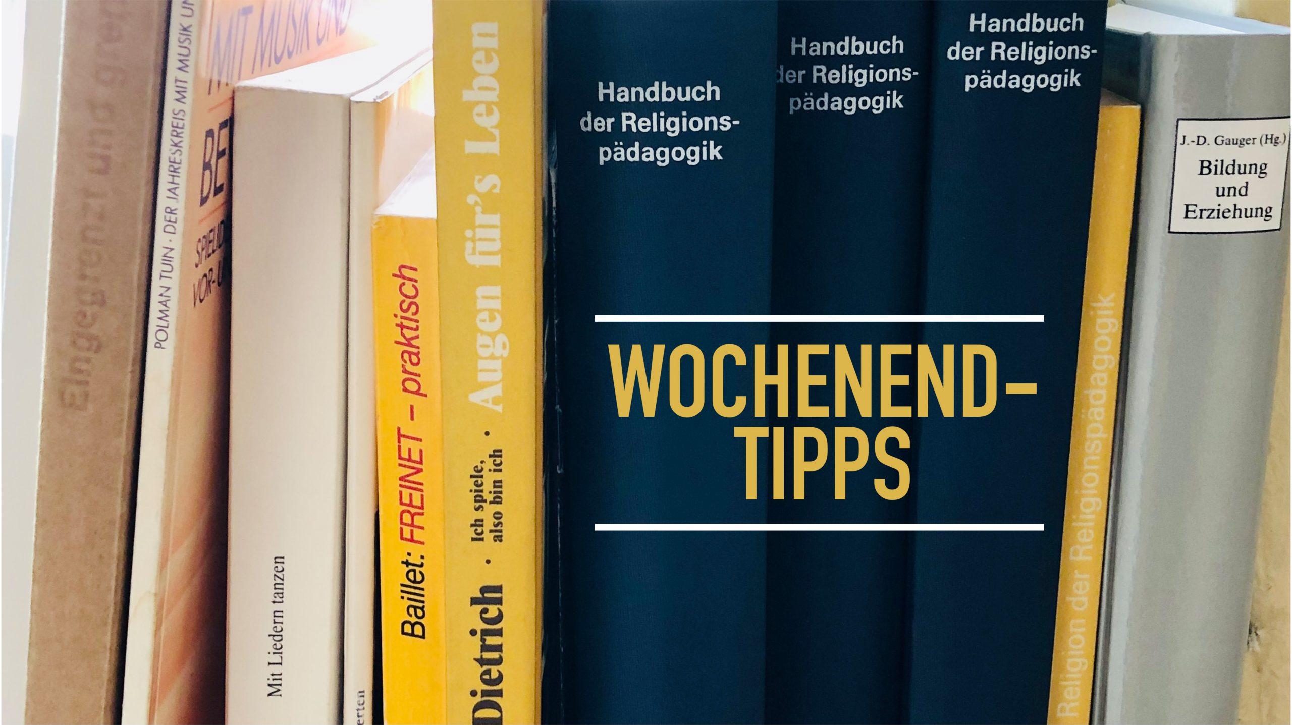 """Wochenendtipps: Literatur, Flohmarkt, Gitarrenkonzert, Harfenwelten, """"Fußball-Musik"""" und Erziehung"""