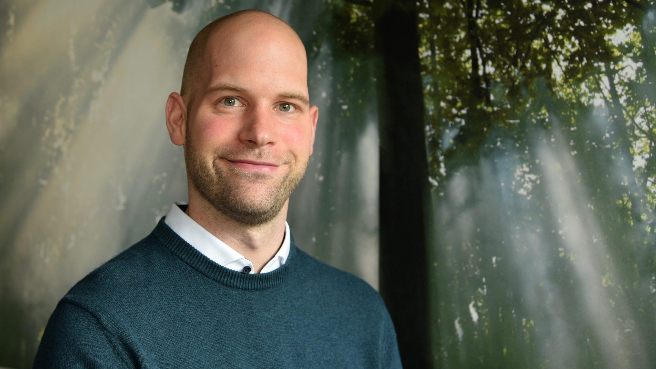 Marcel Thelen ist neuer Leiter der Evangelischen Beratungsstelle für Kinder, Jugendliche und Erwachsene in Köln und Region