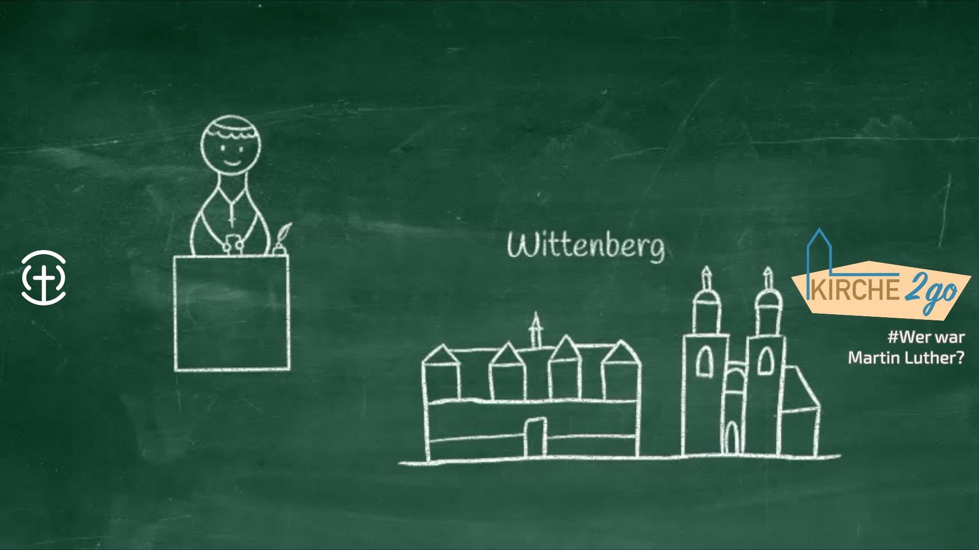 Kirche2go fragt: Wer war Martin Luther?