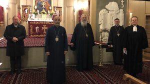 Gebet für einen gerechten Frieden in Berg-Karabach
