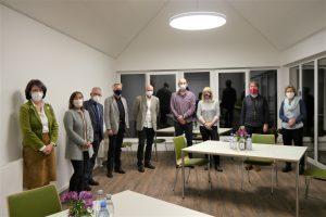 Altentagesstätte Dr. Schaefer-Ismer in Köln-Müngersdorf wurde wiedereröffnet