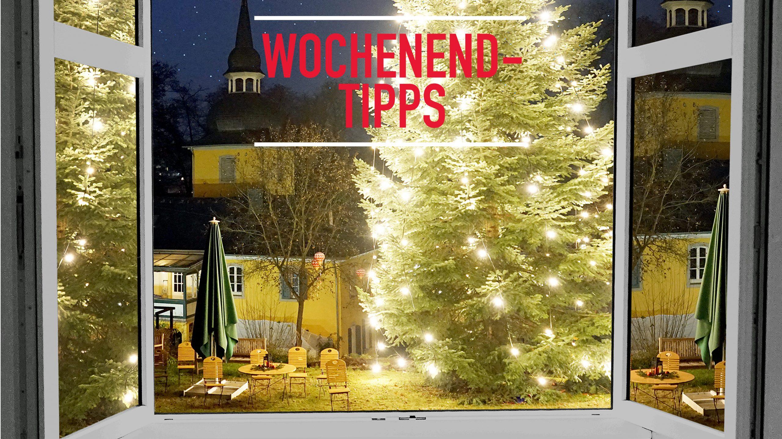 """""""Einfach ein Fenster öffnen, eine Kerze anzünden und Weihnachten reinlassen …"""""""