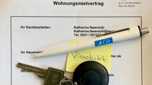 """Spendenaktion der Antoniter Siedlungsgesellschaft zugunsten der Projekts """"Viadukt"""""""